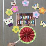 8月生まれさんのお誕生会